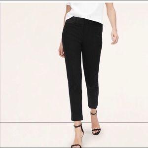 LOFT The Riviera Pant Marisa fit crop ankle pant